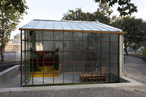 Pavillon. 2011.